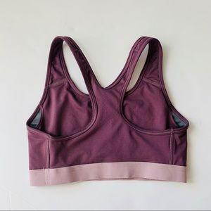 Nike Intimates & Sleepwear - Nike Dri-Fit Maeve Purple sports Bra